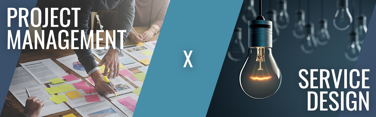 JQ - PROJECT MANAGEMENT X SERVICE DESIGN